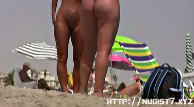 Beach, Hope, Nudist