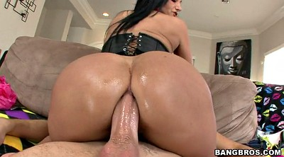 Ava addams, Oil, Oil anal, Butthole, Anal milf