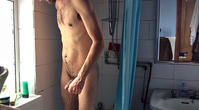 Shower, Caught, Thin, Shower hidden