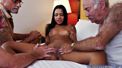 Old gay, Three, Old men, Gay old, Latina granny, Granny sex