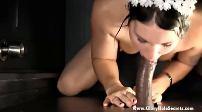 Gloryhole, Cum swallow, Secret
