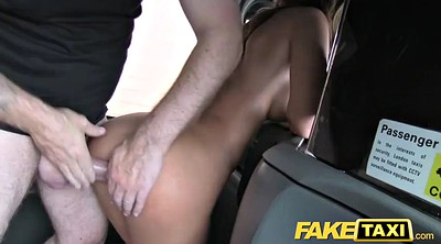 Taxi, Taxi creampie, Rimming