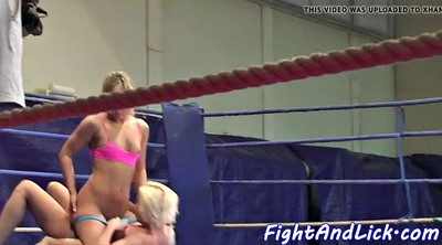 Wrestling, Oral, Fighting, Lesbian wrestling, Fight, Cat