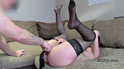 Stocking, Stockings, Stockings anal, Stocking anal, Anal casting