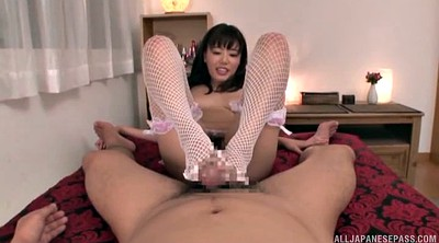Stocking, Japanese feet, Japanese stocking, Japanese stockings, Asian feet, Japanese big tits