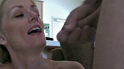 Granny, Toys, Housewife, Cum swallowing