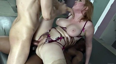 Double, Lingerie anal, Chubby anal