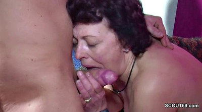 Young and old, Mom caught masturbating, Mom and young