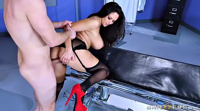Doctor, Ava addams, Cock, Magic, Hairy cougar, Chubby swallow
