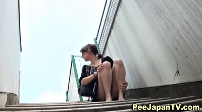 Teens, Asian street, Piss girls, Outdoors piss, Girl pissing, Teen pissing