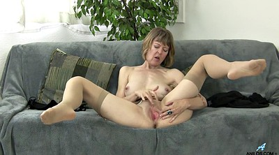 British, Mom masturbating, Big clit, Clit