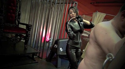 Caning, Latex bdsm, Femdom caning, Caned