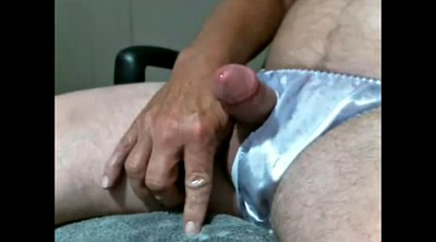 Hairy solo, Stroke, Cross-dress