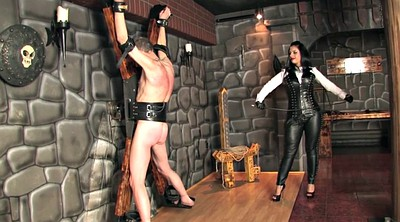 Whip, Leather femdom