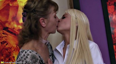 Mature, Old young lesbian, Old fuck young, Lesbian hairy
