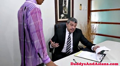 Daddy, Asian daddy, Masturbating, Asian old, Young old, Old daddy gay