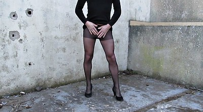 Pantyhose, Crossdress
