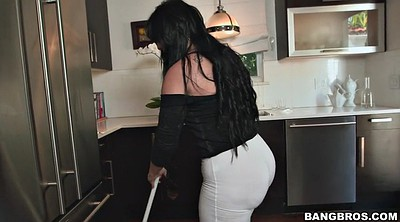 Huge, Cleaning, Huge ass