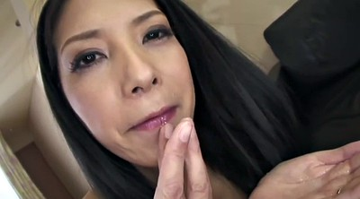 Japanese blowjob, Japanese hairy pussy, Japanese facial, Hairy brunette