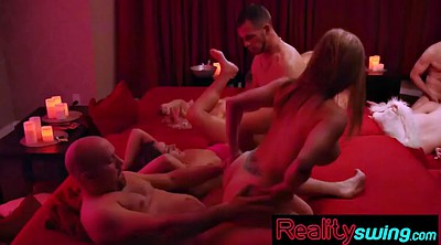 Swinger, Swapping, Group sex orgy
