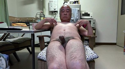 Asian man, Japanese granny, Old japanese, Masturbation man, Big nipple, Asian granny