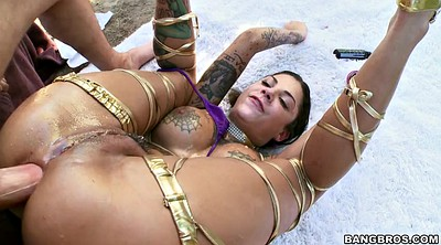 Prolapse, Bonnie rotten, Orgasm squirt, Tattoo anal, Deep anal, Anal prolapse