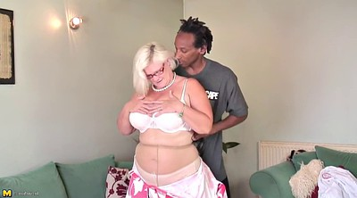 Old lady, Black cock, Old and, Mature interracial