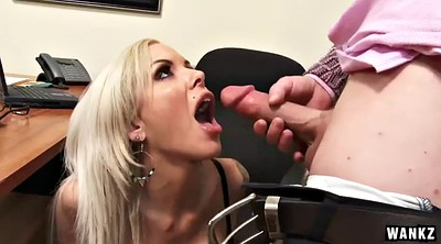Nina elle, Lady, Milf ass fuck, Office lady, Milf boss, German office