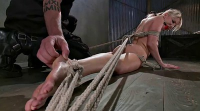 Tied, Gagging, Rope