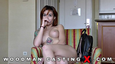 Agent, Anal casting