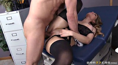 Oiled, Doctor sex, Pantyhose ass, Orgasm sex, Doctor anal, Pantyhose anal