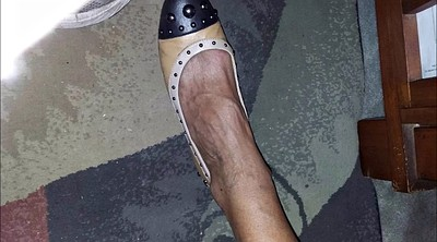 Mature feet, Shoe fetish
