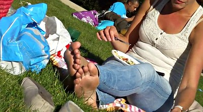 Candid, Sole, Park