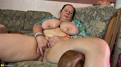 Too big, Granny milf, Too, Mature granny