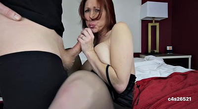 Blowjob, Mom feet, Milf footjob, Mature feet, Mom footjob