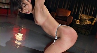 Nude, Rope, Asian spanking, Ropes
