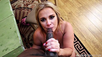 Monster cocks, Blonde mature