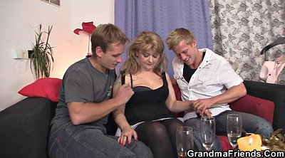 Young wife, Wife threesome, Mommy