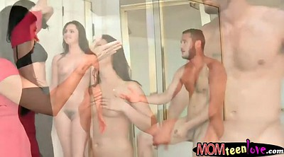 Stepmoms, Shower fuck