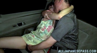 Asian granny, Blow, Granny handjob, Car handjob, Blows, Asian car
