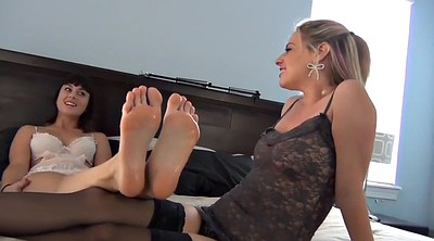 Foot, Feet, Feet worship, Lesbian foot worship