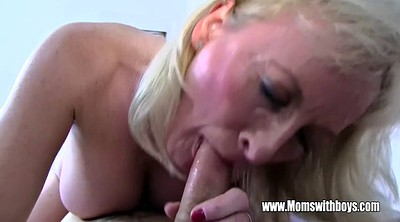 Mature anal, Stepmom and son