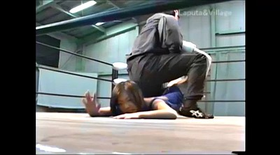 Wrestling, Japanese fight