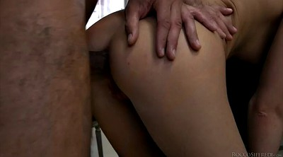 Russian anal, Ass lick
