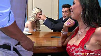 Husband, Nikki benz, Office sex