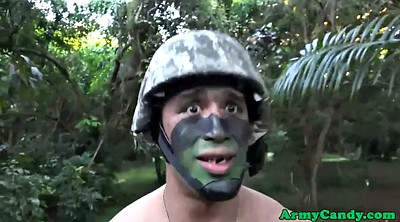 Soldiers, Outdoor anal