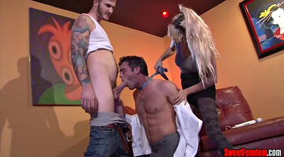 Strapon guy, Bisexual, Bisexual cuckold