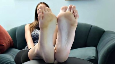 Tiffany, Fetish foot