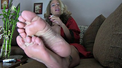 Mom, Mature, Mom feet, Mom foot, Mature feet, Lotion
