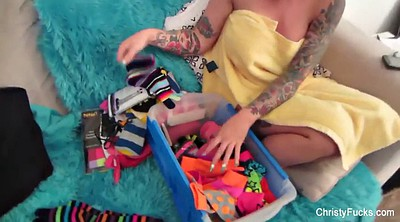 Behind scene, Behind the scene, Christy mack